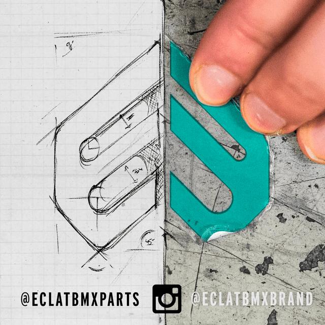 Éclat Launch Product Focused Instagram Account