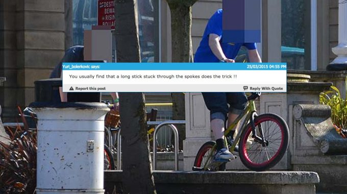 Southport Public Comment On BMXers Causing Damage And It's Hilarious