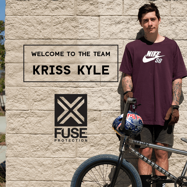 Kriss Kyle now on FUSE Protection!