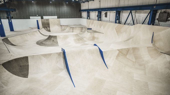 SPOT CHECK: Asylum Skatepark