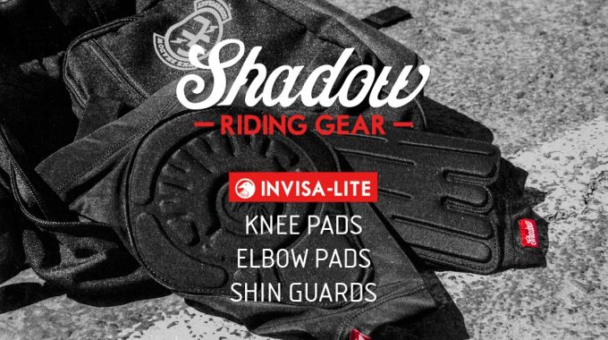 Shadow Invisa-Lite Pads Now Available At Winstanleys