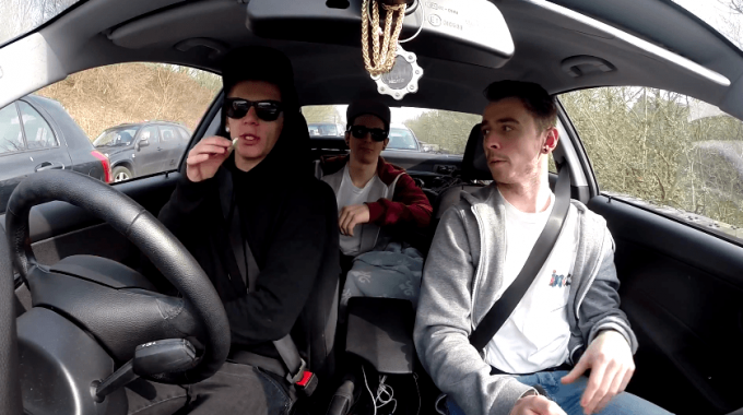 Boqer123 Webisode 33: The Classic UK roadtrip