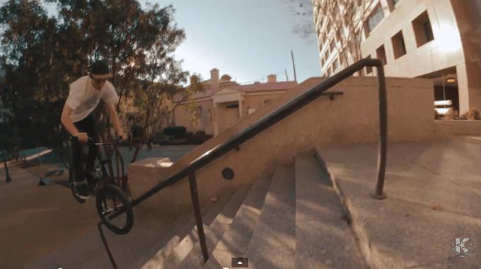 KINK BMX - One Hit Wednesday #8 Ft. Jake Petruchik