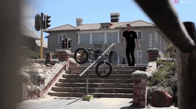 Vans BMX - Maxime Charveron // Welcome To The Family