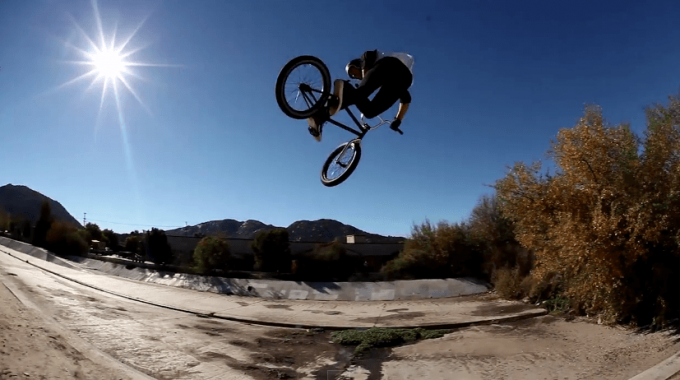 Colony BMX - Nathan Sykes - Welcome to Pro