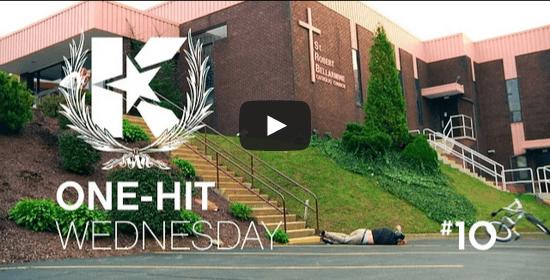 KINK BMX - One Hit Wednesday #10 ft. Chris Doyle!!!