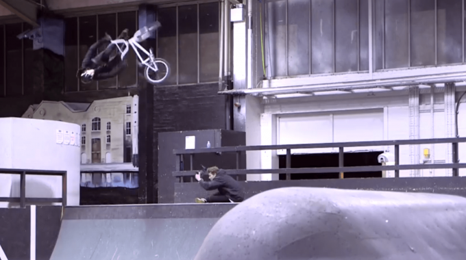 Ryan Taylor - Industry Frame Promo