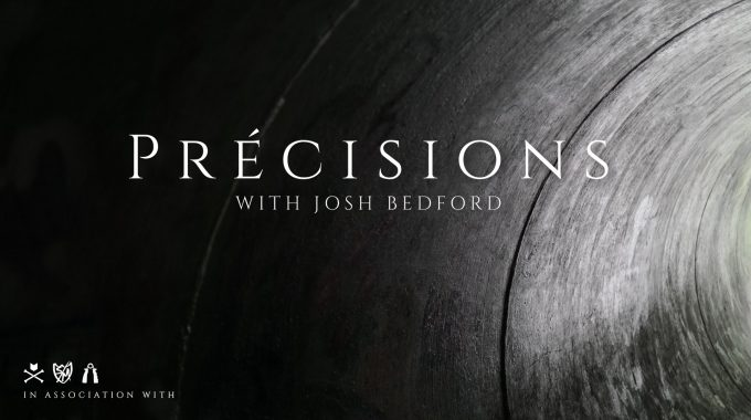 Broken elbows and standing down from sponsorship. Josh Bedford goes out with a bang with Précisions.