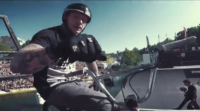 Mark Webb & Max Charveron at FISE By Honor