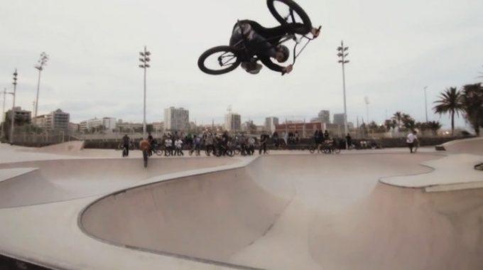 Flybikes Visits 360 Bike Shop Barcelona - BMX