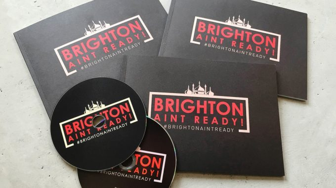 Win the Brighton Ain't Ready deluxe book and double DVD