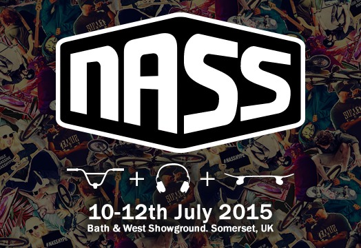 NASS FESTIVAL 2015 - Full Info & Tom Justice Interview