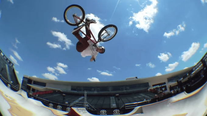 X Games Park 2015 - Practice Day 1 & 2
