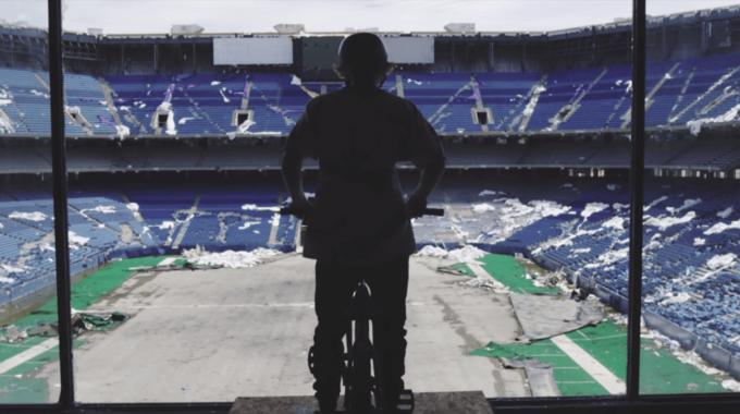 Tyler Fernengel Destroys the Silverdome Stadium