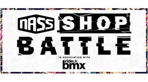 NASS Shop Battle in association with Ride UK BMX