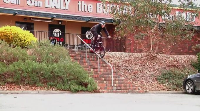 Colony BMX - Jack Kelly 2015