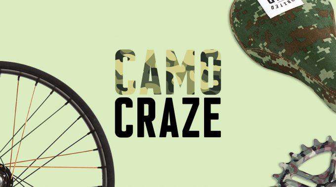 FRESH OUT THE BOX: Camo Craze