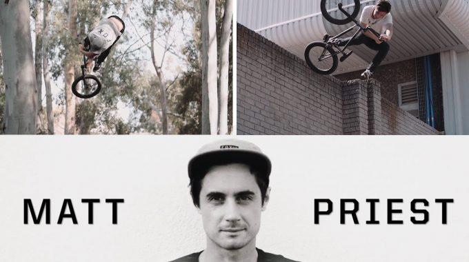 Matt Priest - Fox Head Europe