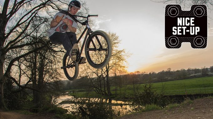 NICE SETUP: Jamie Skinner - Hoffman Bikes