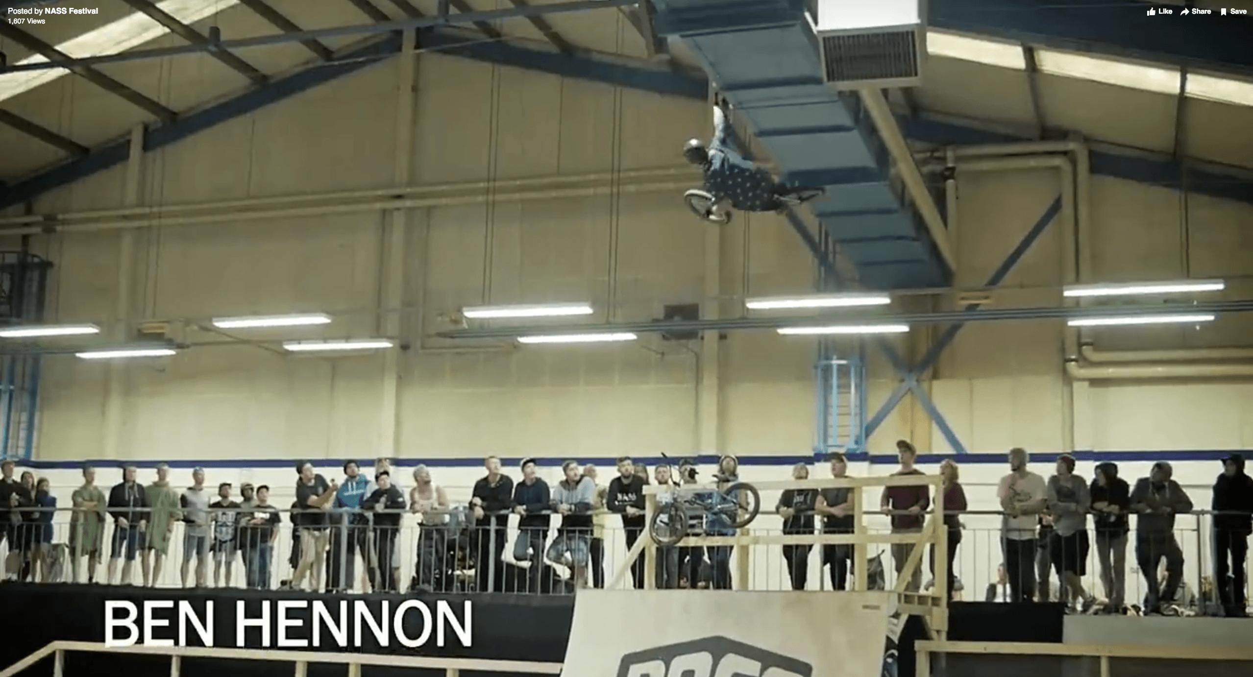 NASS 2015 - BMX Best Trick