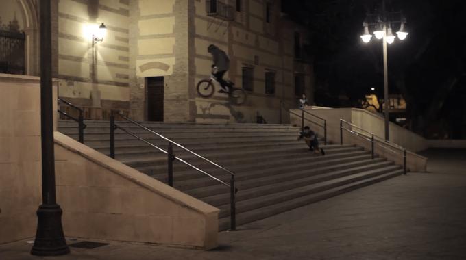 Archetype BMX in Malaga