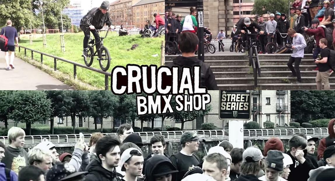 CrucialBMX Glasgow DUB Road-Trip