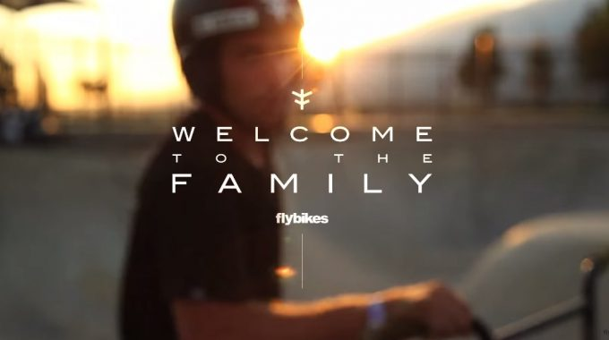 Flybikes - Larry Edgar Welcome to the Family