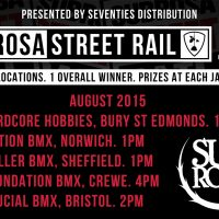 Subrosa Street Rail Jam - Shop Tour
