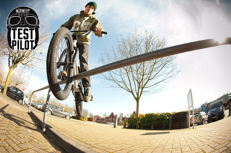 Ride UK BMX - Complete Bike Review - Cult - Gateway