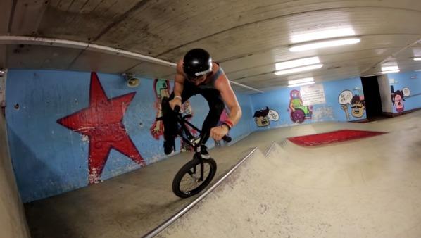 Boqer123 - Webisode 42: BQR & Adam LZ at Corby skatepark