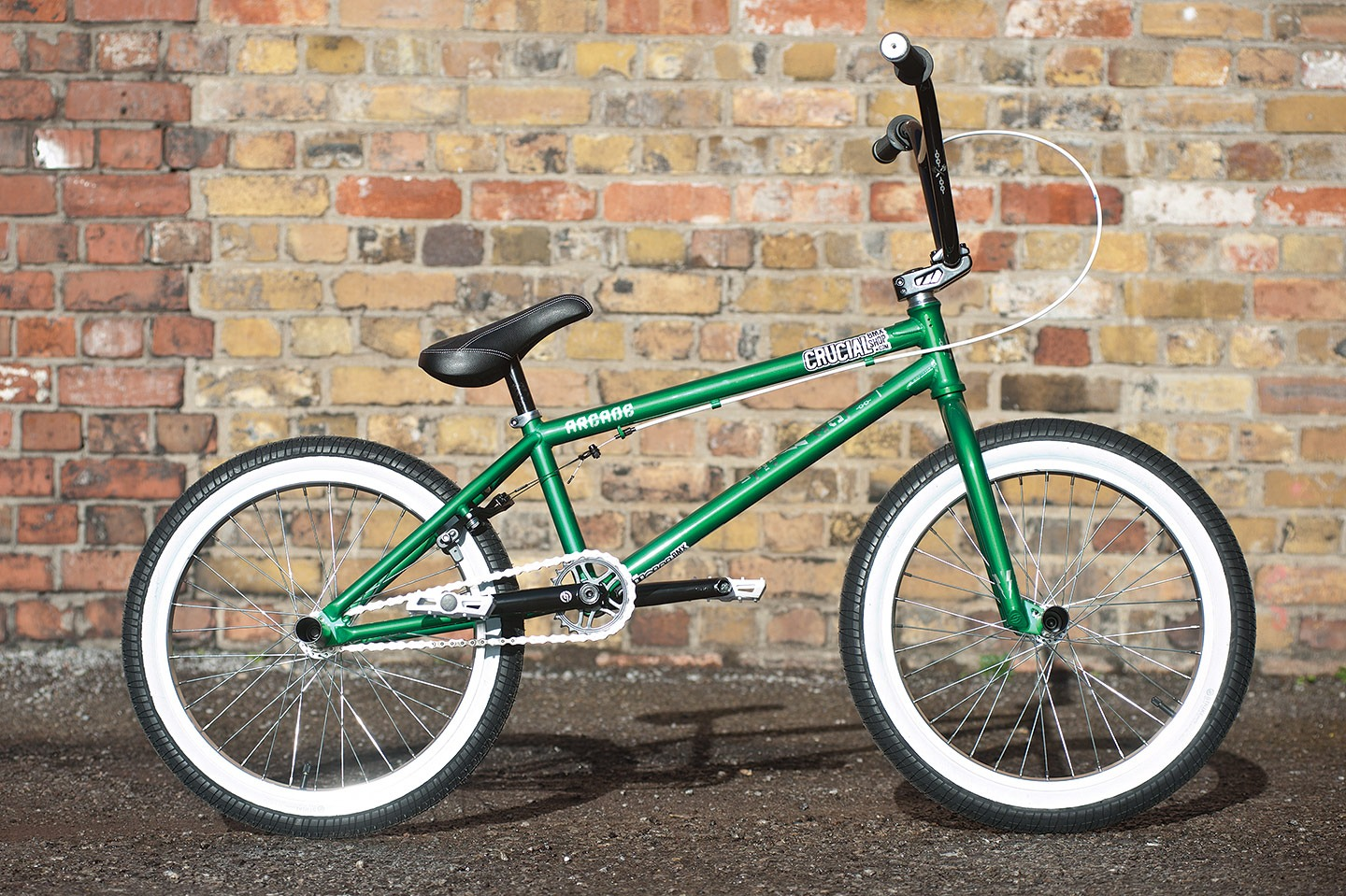 Ride UK BMX Complete Bike Review - We the people Arcade