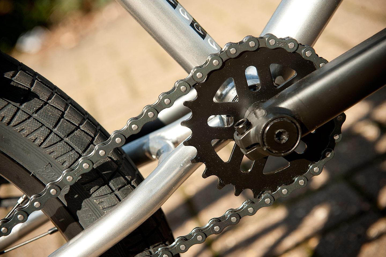 Ride UK BMX - Complete Bike Review - Cult - Gateway - 6