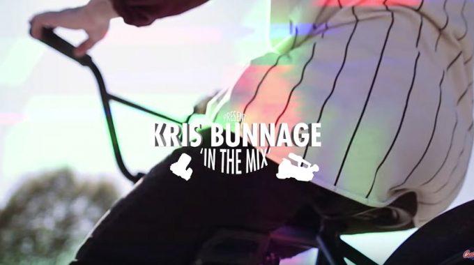 Kris Bunnage // In The Mix - BMX Street