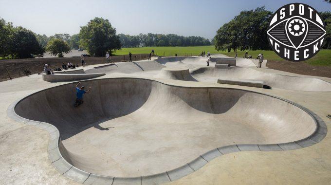 SPOT CHECK: Preston Skatepark