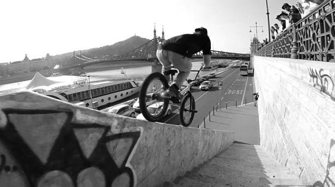 TBB-bike.cz: Lost In Budapest