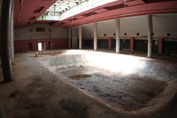New Skatepark opens at White Rock Swimming Baths in January!