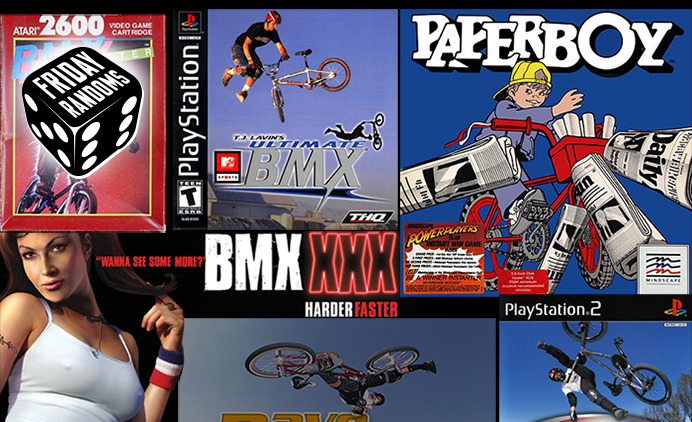 FRIDAY RANDOMS: Retro BMX Video Games