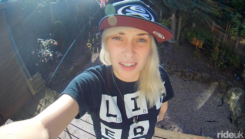 Lifer Crew: Kayley Ashworth gets loud