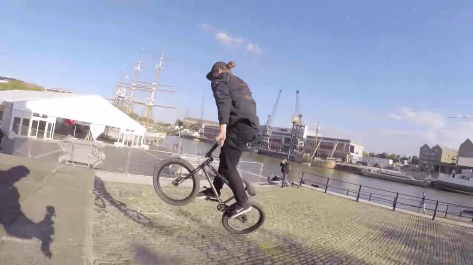 Crucial BMX: Marina Manual Line