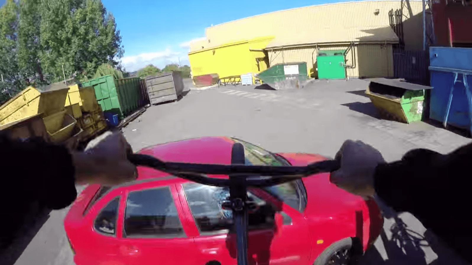 20Twenty: Car Gap