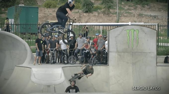 Money For Trick 2015: Malaga Skatepark