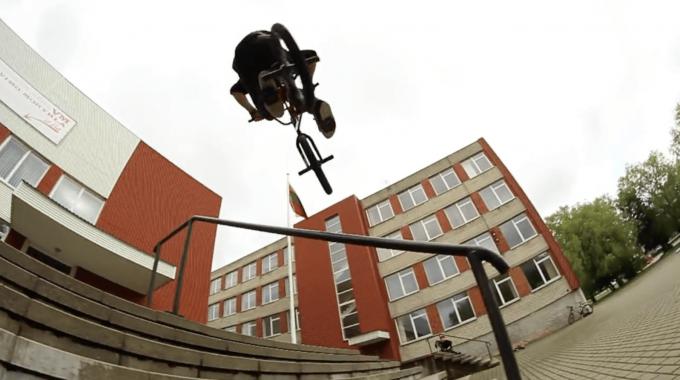 Fly Bikes: Simonas Norkus 2015