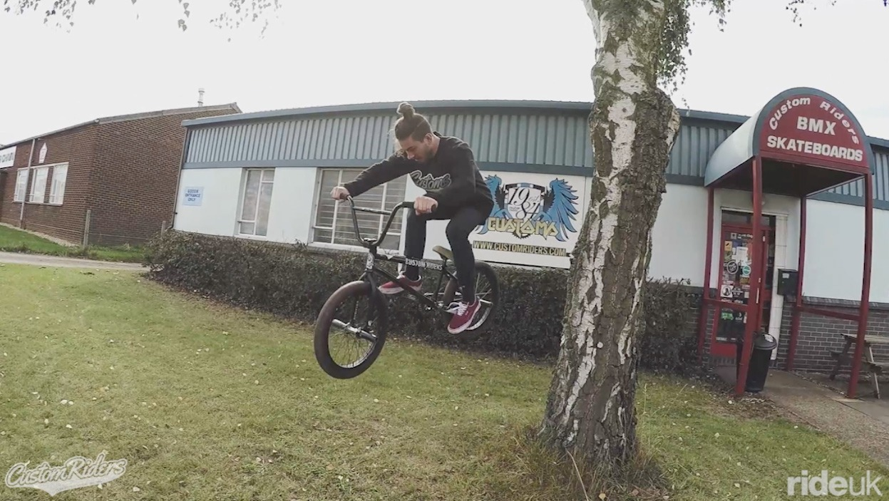 Custom Riders: Hucking the bunnyhop to new levels