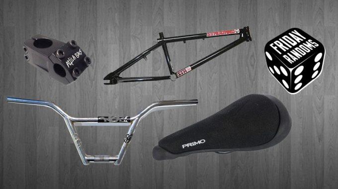 FRIDAY RANDOMS: Should BMX Bring These Parts Back?