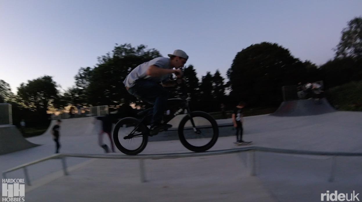 Hardcore Hobbies: A local shred