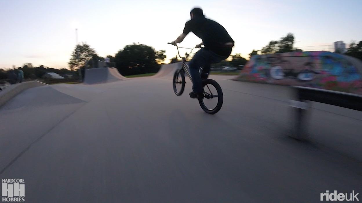 Hardcore Hobbies: Stack of tricks