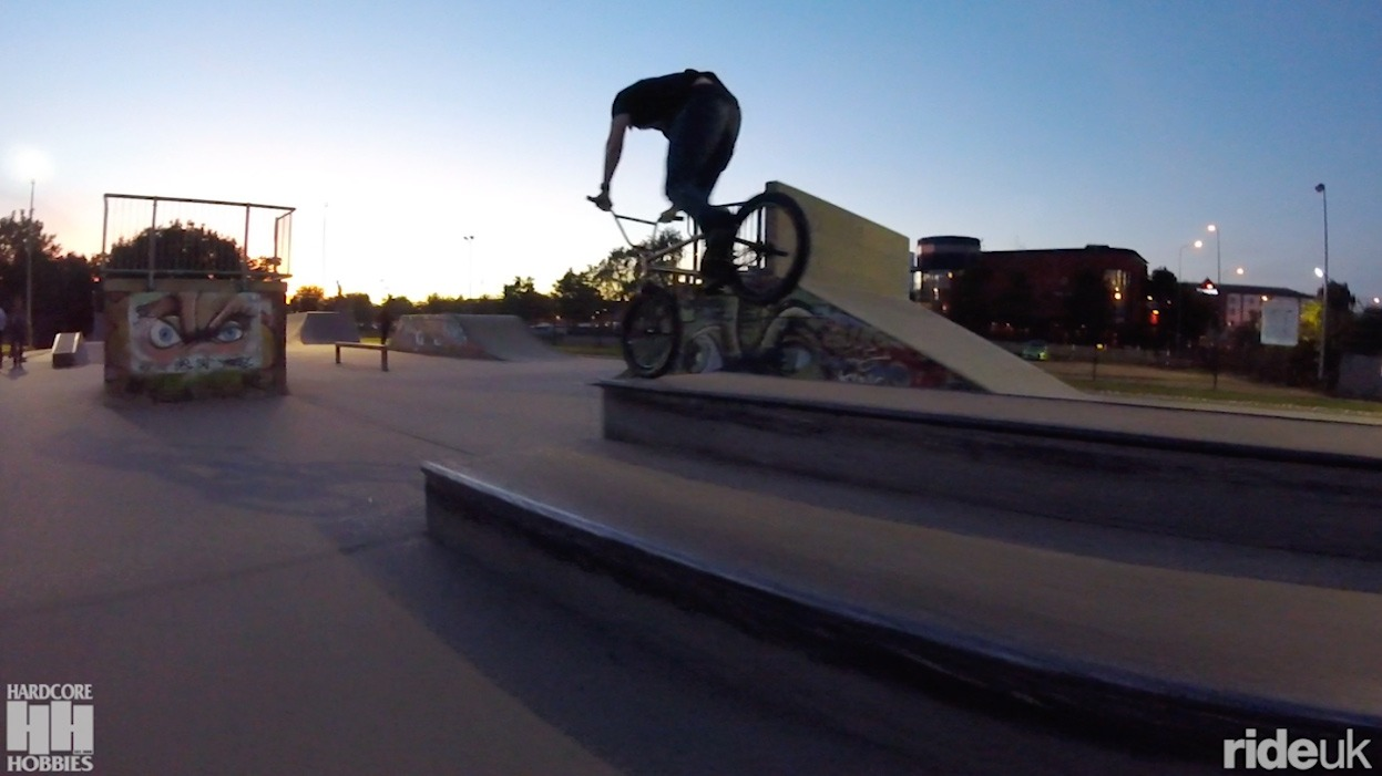 Hardcore Hobbies: Lines at the local