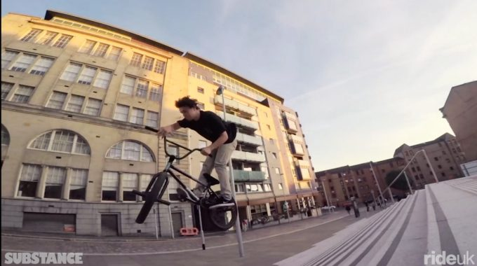 Substance: Street that makes you want to ride street