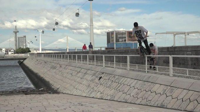 Crucial BMX: Lisbon 2015