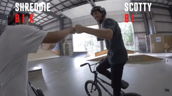 Game Of Bike: 'Scotty Cranmer Vs 11 Year Old Street Gawd'